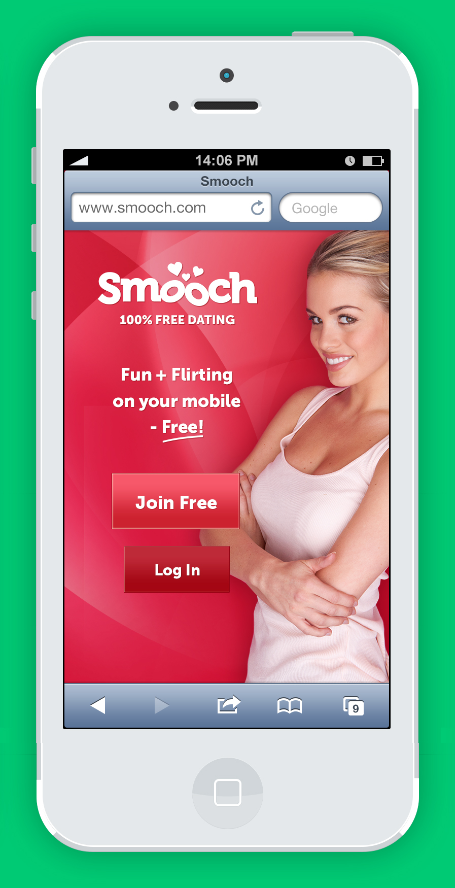 Smooch Dating Site Review