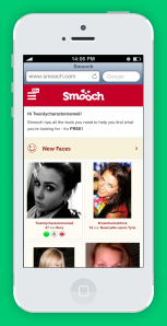 Smooch dating mobile