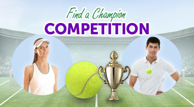 Find A Champion & WIN!
