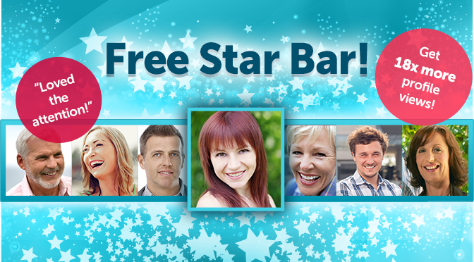 Free Star Bar Until Sunday!